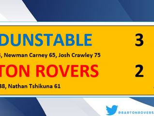 AFC edge Rovers in tight game