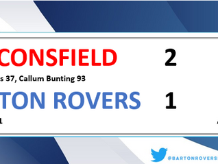 Rovers throw it away at the death