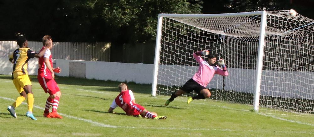 Egham 0-3 Rovers