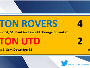 Early scare but Rovers progress