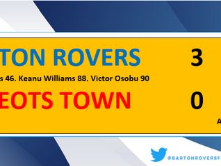 Rovers made to work for points