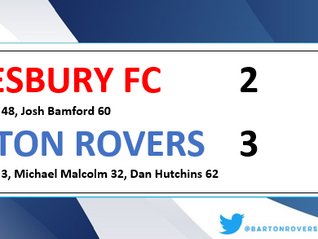 Rovers book 1/4 spot in league cup