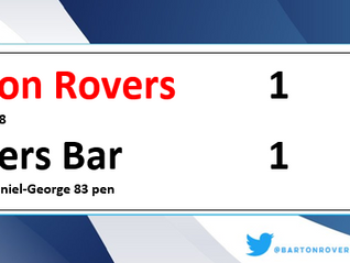 Frustrating pen decision robs the Rovers of all 3 points
