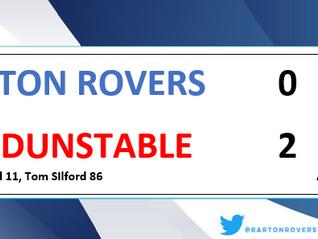 Rovers beaten but battled well