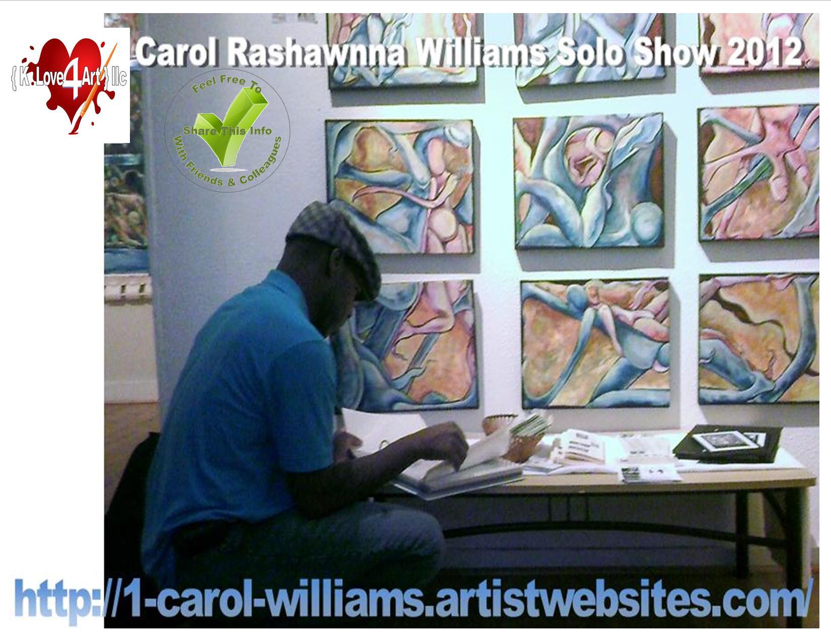 Solo Show 2012 CRW
