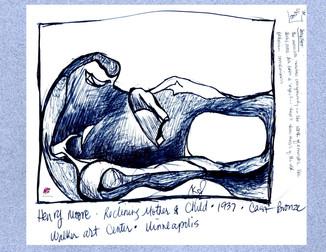 Henry Moore study