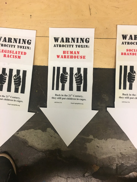 Warning; Atrocity Toxins