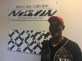 James Guy Art