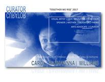 Carol Rashawnna Williams Curates Exhibitions