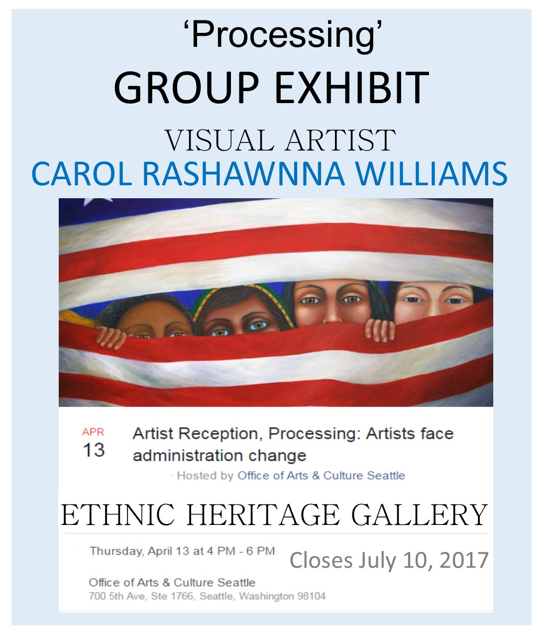 Ethnic Heritage Gallery