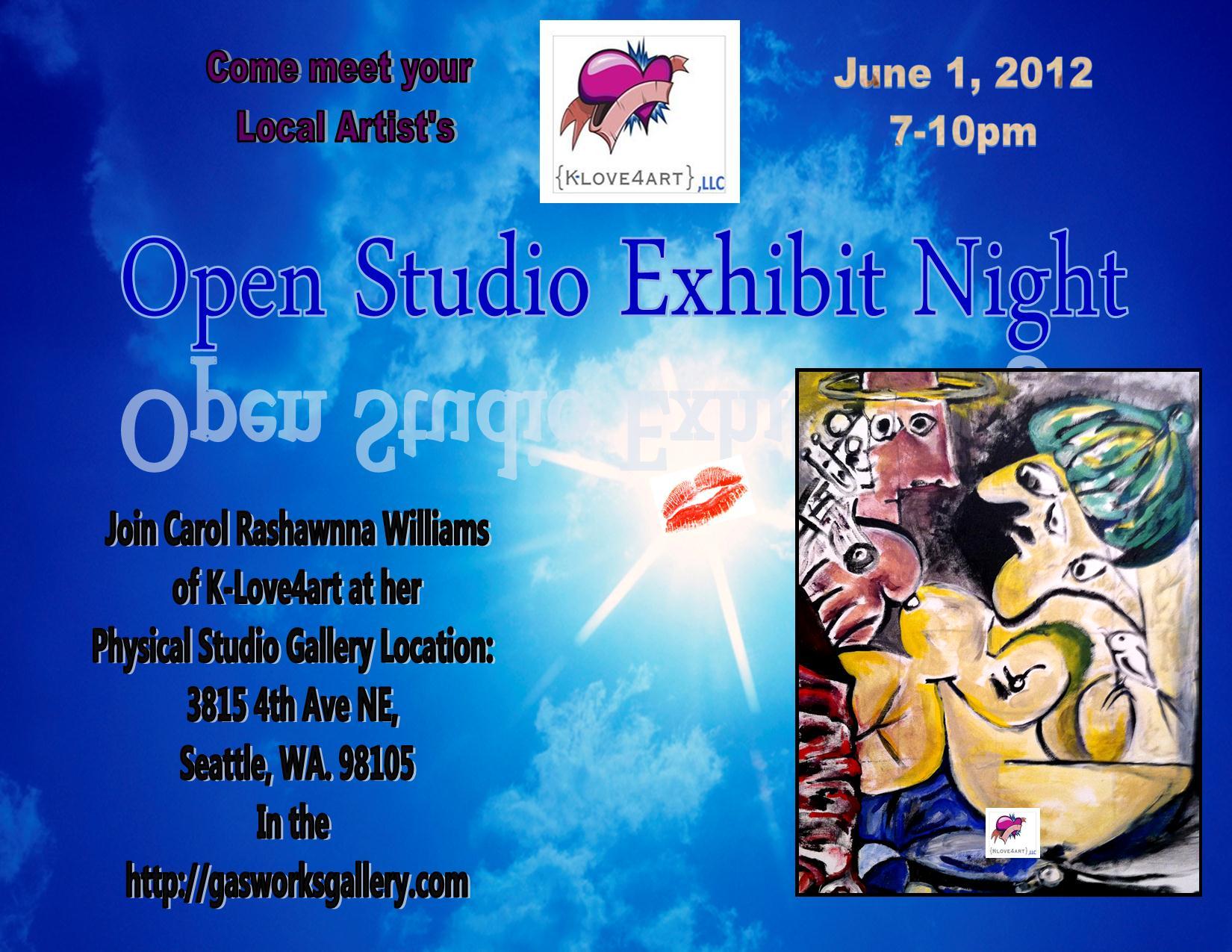 2012 June 1 Studio Opening