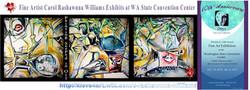 WA State Con Center Exhibit 2014