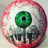 Halloween Seattle Pumkin