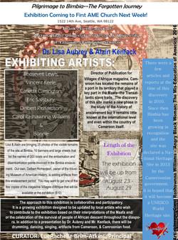 AME Church Exhibition