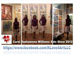 Solo Show 2012