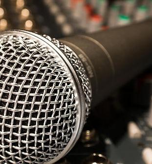 Microfonia y audio - renta de equipo aud