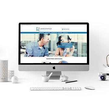 Sitio Web Asesore Patrimonials