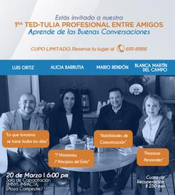 Invitacion TED TULIA vCafeversion CAFE
