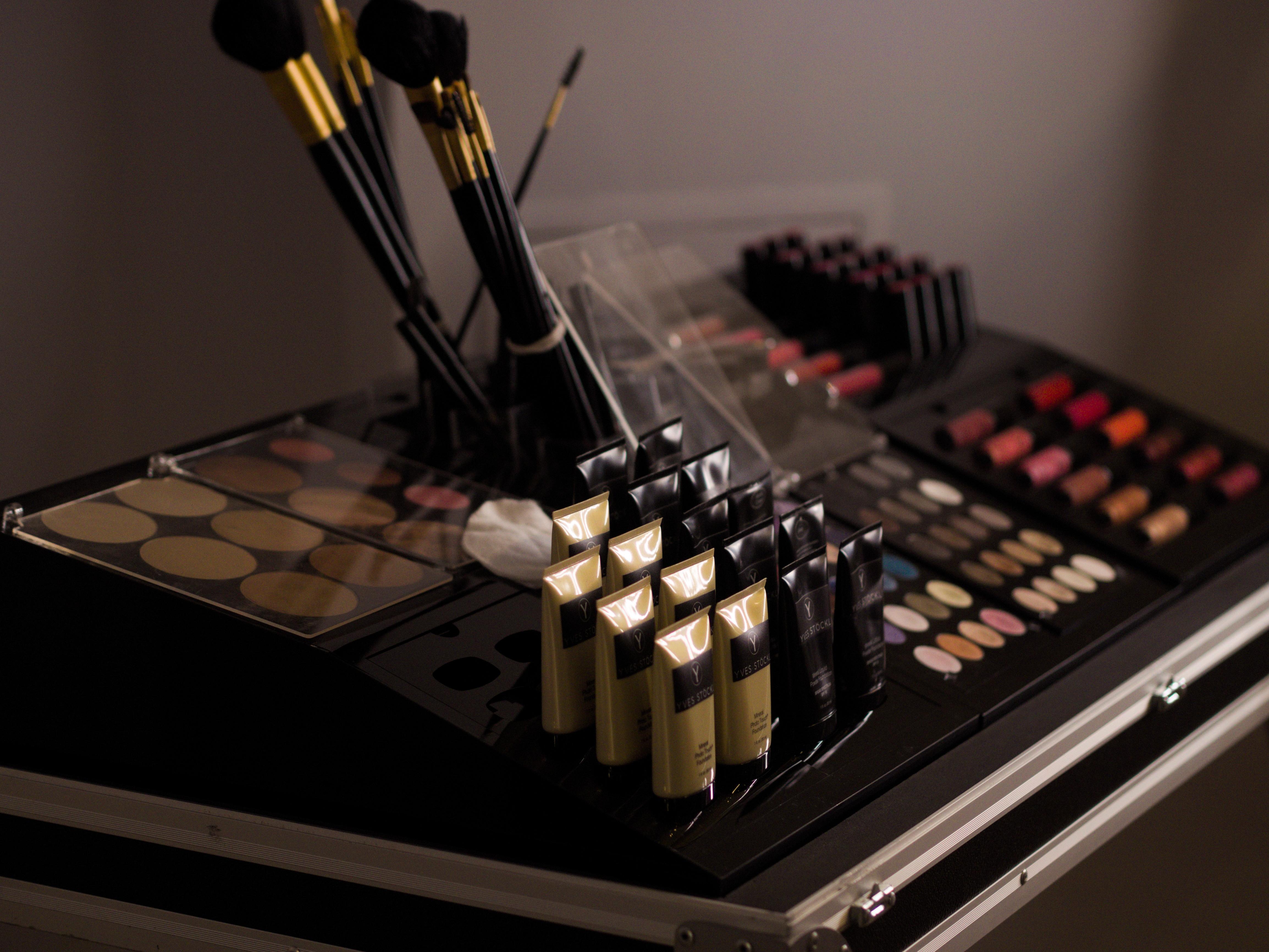 Make-Up do sesji zdjęciowej
