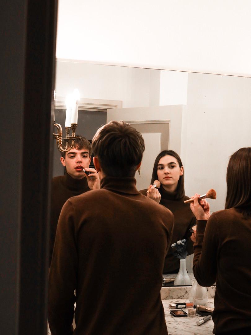 Make-up Routine Equality