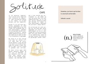 Solitude cafe
