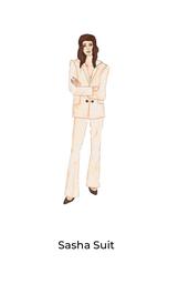 Sasha suit