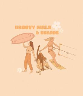 Groovy Girls & Boards