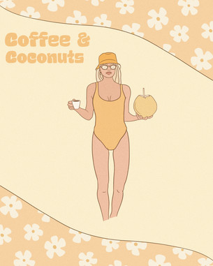 coffee & coconuts