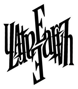 Late Earth Ambigram