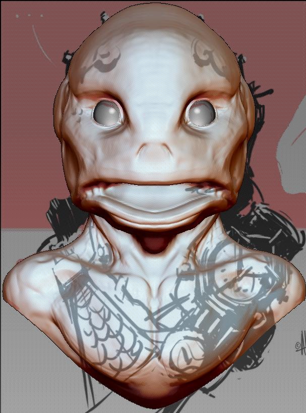 Manfish 02