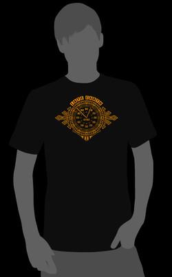 Late Earth Shirt Design 2