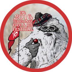 Tupper Lake Fire & Ice Festival 2016