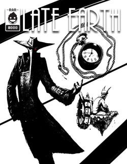 Late Earth 000 Cover