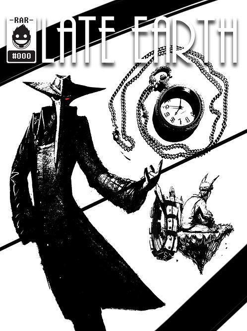 Comic Book - Late Earth #000