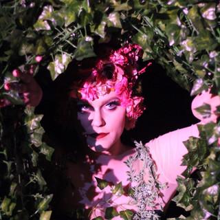 "Kylie Heyman as ""Audrey II"""