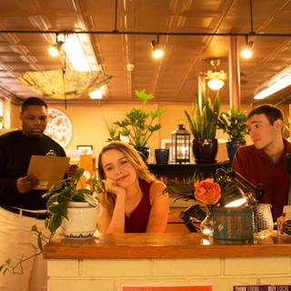 Jaden Boyd, Audrey Fisher, & Logan Geddes