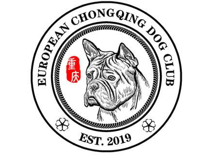 New logos for The European Chongqing Dog Club