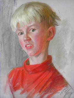 Детский портрет не на заказ