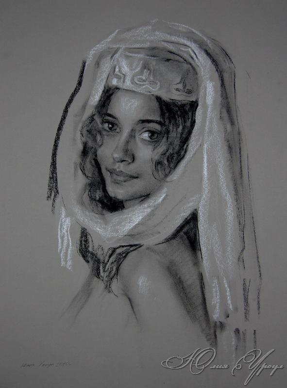 Девушка в образе