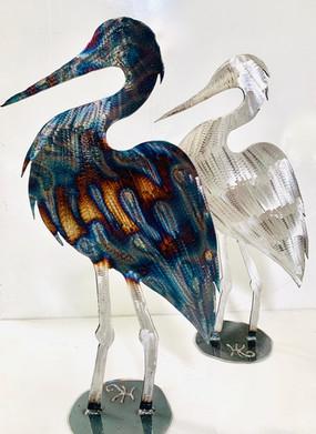 2' Herons