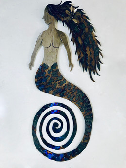 Swirl Mermaid
