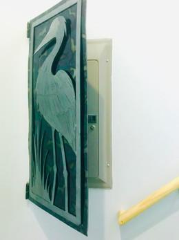 Heron Breaker Panel Cover