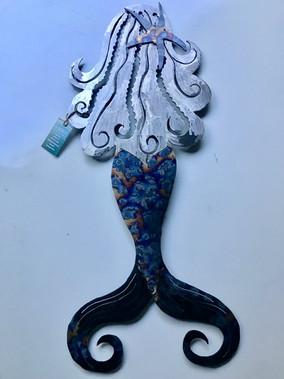 Mermaid Back