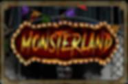 Logo MONSTERLAND spectacle MANOIR MAUDIT 2020