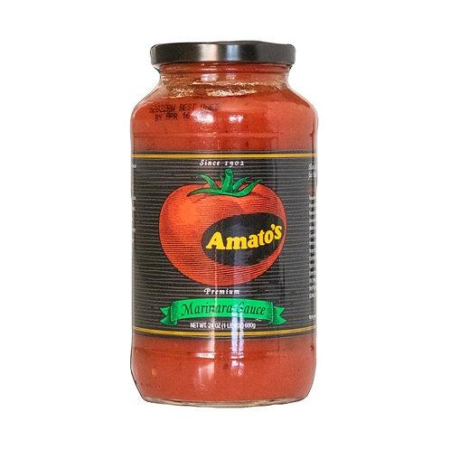 Amato's- Marinara Sauce 24 oz