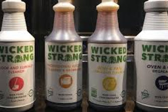 Wicked Strong - Professional Kitchen 32oz Single Bottle
