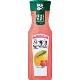 Simply- Raspberry Lemonade