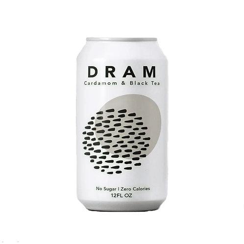 Dram - Cardamom & Black Tea Sparkling Water 12 oz (24 pack)