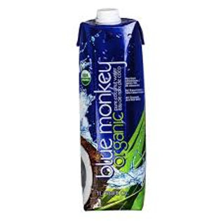 Blue Monkey Organic 1L Coconut Water