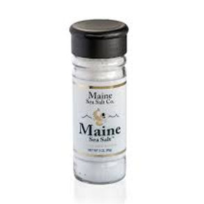 Maine Sea Salt Co. Salt Shaker